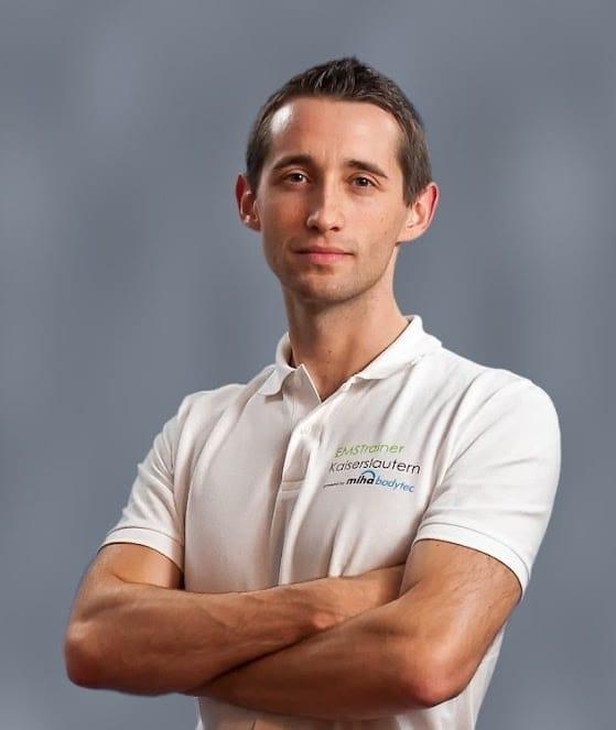 Sascha Feth - Personal Trainer